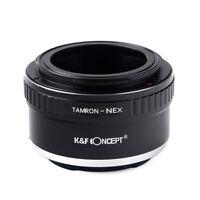 Adapter Tamron-NEX fr Tamron Adaptall 2 AD2 lens to Sony E mount ILCE NEX Camera