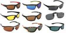MIKADO Sonnenbrille Polarisationsbrille Angelbrille Sportbrille Polbrille