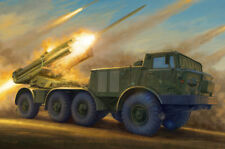 Camion Russe 9P140 TEL lance-roquettes 9K57 URAGAN - KIT TRUMPETER 1/35 n° 01026