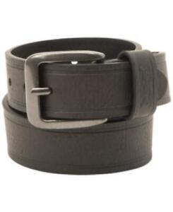 Levi's Big Boys Synthetic Leather Casual Belt Size XL (34-36)