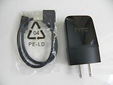 KENSINGTON LIGHTNING SYNC CABLE ((13 INCH )) & HTC WALL CHARGER