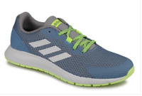 Adidas Sooraj Running Shoes Blue White Lime Cloudfoam EE9931 Womens 8.5