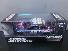 Jimmie Johnson 2016 Superman Fontana WIN 1/64 NASCAR