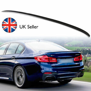 BMW 5 SERIES G30 F90 M5 M PERFORMANCE TRUNK/BOOT REAR BOOT SPOILER LIP WING