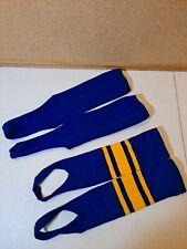 Vintage Nylon Uniform Cheerleader Socks