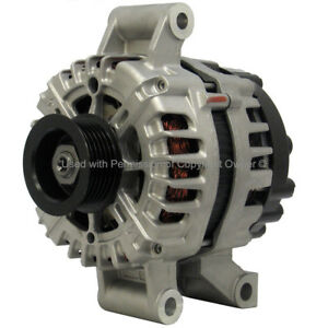 Remanufactured Alternator  Quality-Built  10124