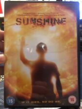 Sunshine DVD Cillian Murphy Danny Boyle Sci Fi