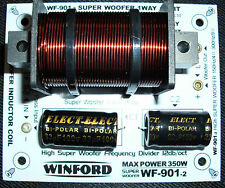 FILTRO CROSSOVER PER SUBWOOFER 1 VIA  350 Watt 4/8 OHM