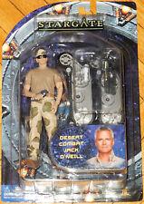 STARGATE SG-1 ATLANTIS SERIES 4 DESERT COMBAT JACK O'NEILL DIAMOND SELECT MOC