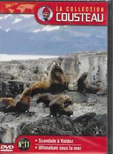 Scandale à Valdez - Ultimatum sous la mer - DVD - LA COLLECTION COUSTEAU N°11