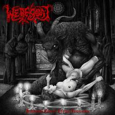 Weregoat – Pestilential Rites Of Infernal Fornication  (CD)