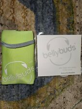 BellyBuds Headphones Baby Bump Bellyphones & Replacement Adhesive Rings