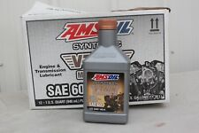 Amsoil Synthetic V-Twin Motorcycle Oil  SAE 60 U.S. Harley & More  Quart Save!!!