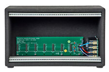 New Doepfer A-100Lc1v Eurorack case and power supply, 1X 48hp, vintage edition.