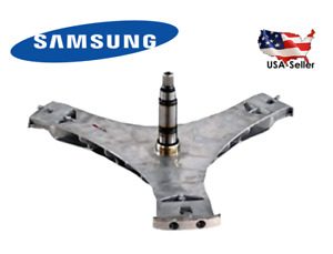 Samsung Washer Drum Flange Shaft Spider DC97-16509A (SB)