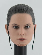Hot Toys 1/6 Scale MMS337 Star Wars The Force Awakens Rey & BB-8 - Head Sculpt