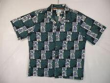 """Pride of Hawaii"" brand Aloha Shirt, 100% Cotton, sz XL"