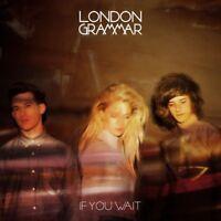LONDON GRAMMAR - IF YOU WAIT  CD NEU