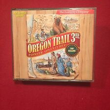 The Oregon Trail 3rd Pioneer Adventures PC Video Game CD 1997