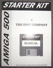 The Amiga 500 Starter Kit Manual    [Amiga Book]