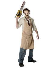 "Leatherface Homme Costume, Standard, tour de poitrine 44"", Taille 30 - 34"""