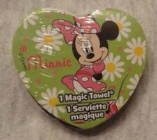 Disney Minnie Mouse Magic Towel New Flowers