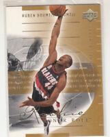 RUBEN BOUMTJE-BOUMTJE 2001-02 Upper Deck Honor Roll #110 Rookie RC 1635/2499