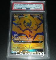 PSA 10 GEM MINT Lunala GX SM103a SM Black Star Promo HOLO Pokemon Card