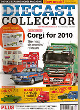 DIECAST COLLECTOR Magazine Mar 2010 #149 EFE Green Line RC Hanson Transport Base