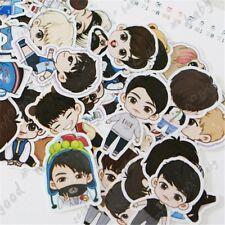30pcs KPOP GOT7 YoungJae Cartoon Decal Stickers BamBam Mark Jackson JB Fansmade