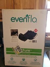 Evenflo Nurture Infant Baby Car Seat Base Black *New In Box*