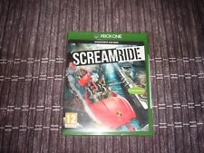 Screamride Microsoft Standard Jeu Video