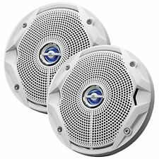 "JBL MS6520 6"" Inch 180-Watt 2-Way Marine Speakers"