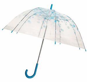 Cherry Blossom Clear Dome umbrella, clear bubble umbrella, clear umbrella