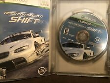 Need for Speed: Shift (Microsoft Xbox 360, 2009) Complete