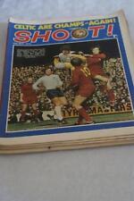 May Shoot Football Magazines