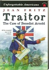 Traitor : The Case of Benedict Arnold by Jean Fritz (Paperback)FREE shipping $35