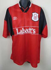 Nottingham Forest Steve Stone 1994-96 Home 90s Vtg Football Shirt Jersey XXL 2XL