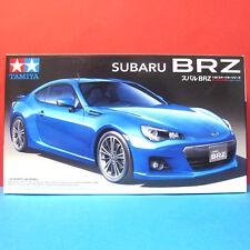 Tamiya Subaru BRZ W/fa20 Engine Model Car Kit 24324 1 24 F/s From Japan