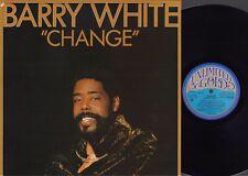 White Barry - Change