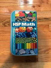Hsp Math Harcourt Individual Student Manipulative Kit Grades 1-2 Home School