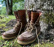 1954 Vintage RED WING'S Irish Setter Sport Boot Outdoor Hunting Work Boots E 7.5