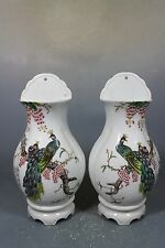 beautiful chinese famille rose porcelain vases hanging on the wall