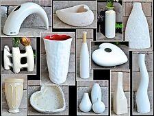 Deko-Tischvasen aus Porzellan fürs Wohnzimmer