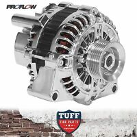 VT VX VY Holden Commodore LS1 5.7lt V8 Proflow Chrome Alternator 150 Amp Int Reg