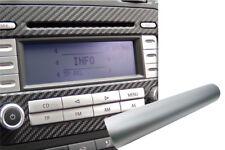 Premium Intérieur Coupez Décor Couverture Design Protection Auto Set en Argent
