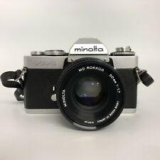 MINOLTA VINTAGE CAMERA X-D5 35mm Made in Japan 35028 CP