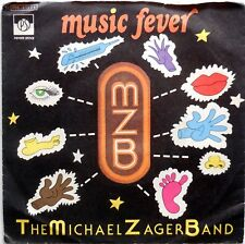 DISCO VINILE 45 GIRI THE MICHAEL ZAGER BAND FREAK MUSIC FEVER ITALY 1978