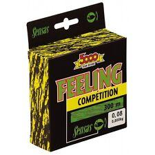 Nylon Sensas Feeling Compétition 0.16mm 2.650kg 300m