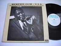 Memphis Slim and his House Rockers Memphis Slim - U.S.A. 1978 LP VG++